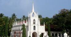 Church Of Mae De Deus