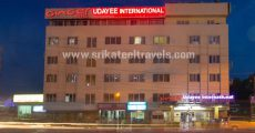 Car Hire In Mangalore to Ginger Hotel Trivandrum