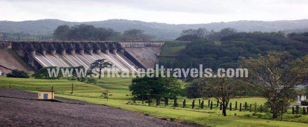Linganmakki Dam