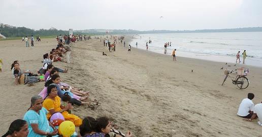 Miramar Beach Goa