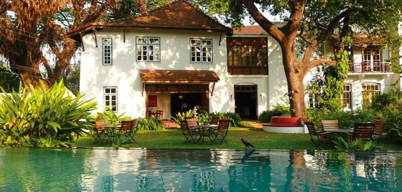 Colonial charm at Old Harbour Hotel in Cochin