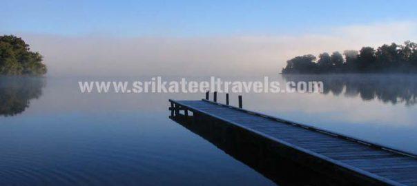 Puzhal Lake Tamilnadu