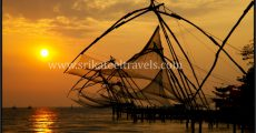 The Chinese fishing nets