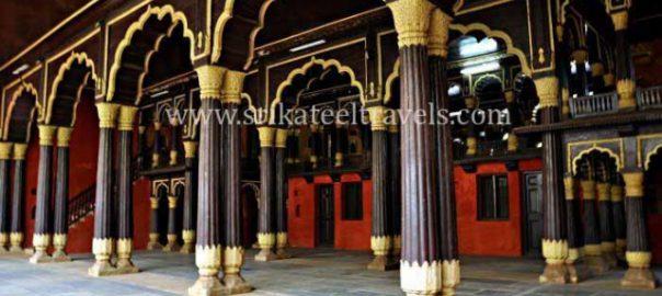 Tipu Sultan Palace