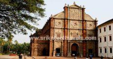 Basilica BomJesus Old Goa