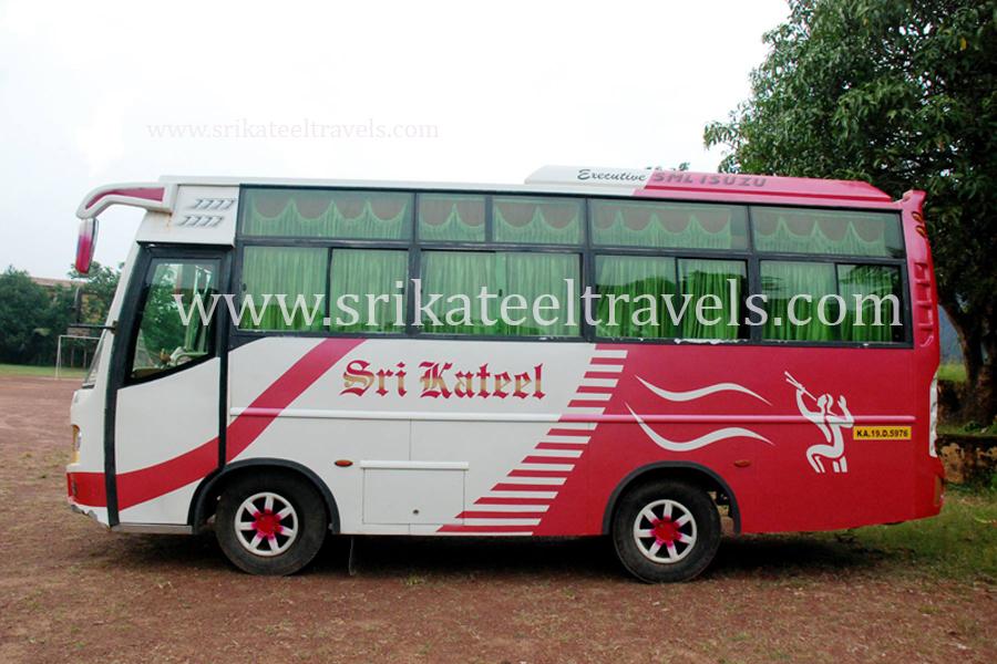 Bus booking services mangalore