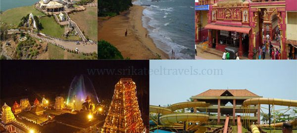 Mangalore sightseeing packages